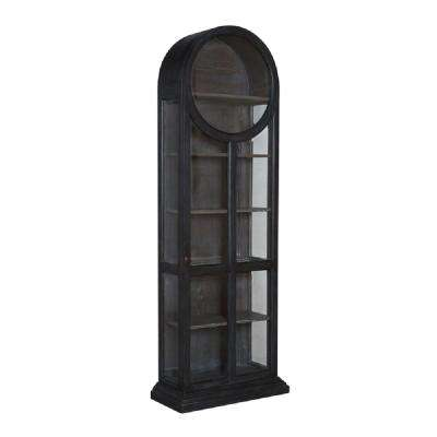 Manor Graystone China Cabinet