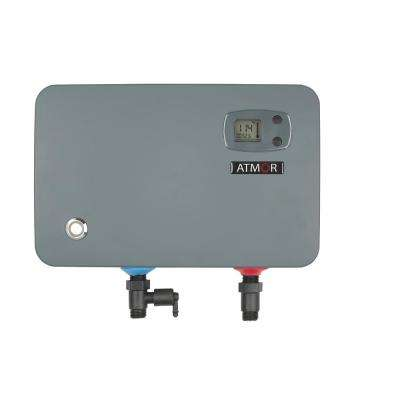 10.5 kW/240-Volt 1.7 GPM Electric Tankless Water Heater, On Demand Water Heater with Self-Modulating Technology (2-Pack)