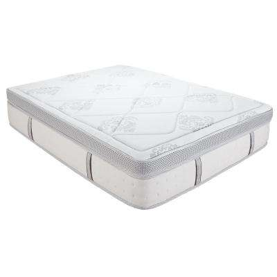 gramercy queensize 14 in gel foam and innerspring mattress