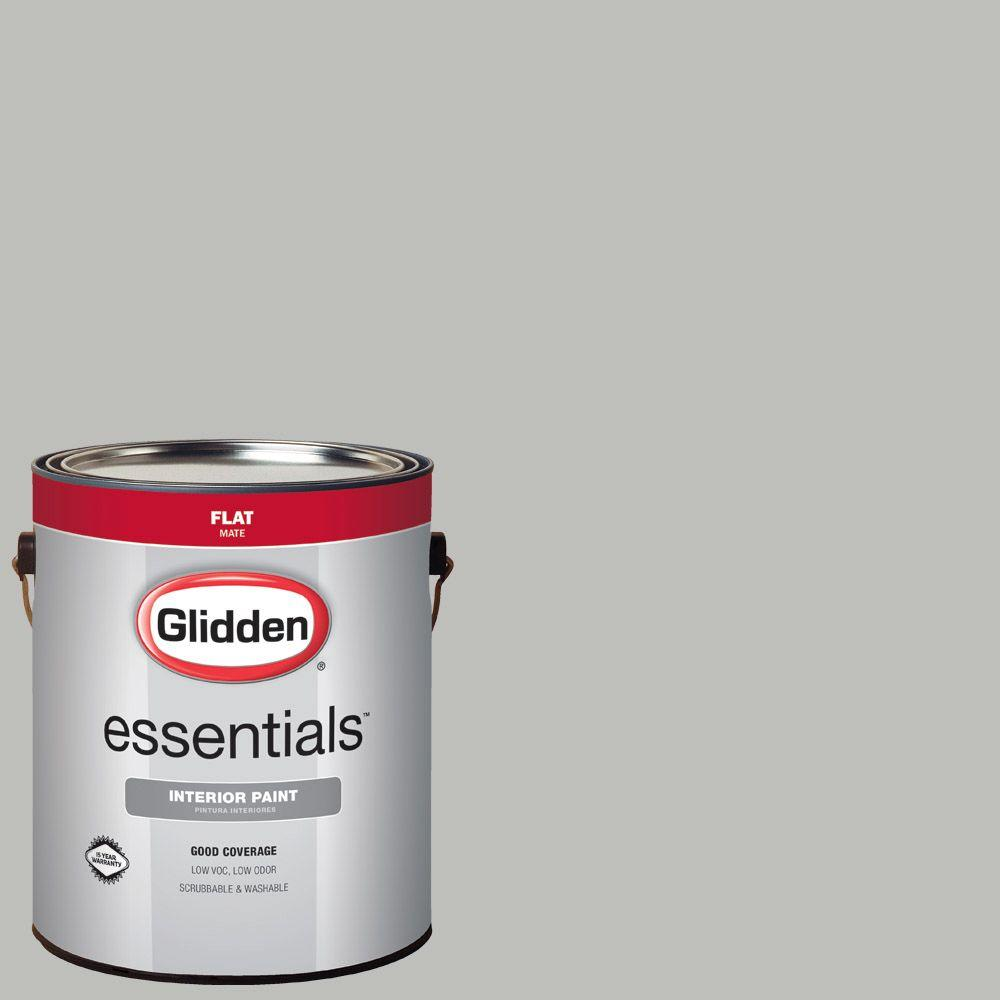 Hdgcn62 Pebble Grey Flat Interior Paint