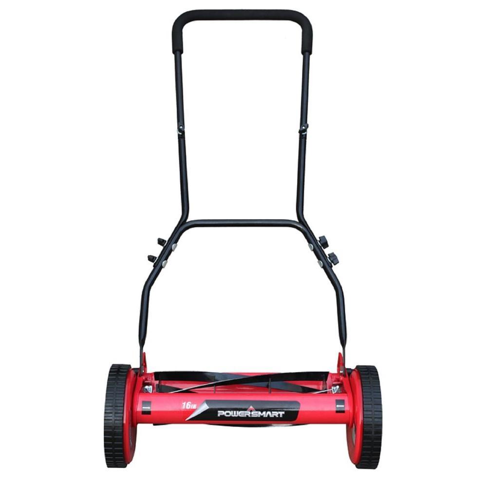 PowerSmart 16 in. Reel Lawn Mower