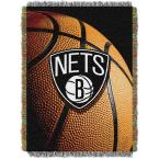 Brooklyn Nets Polyester Throw Blanket