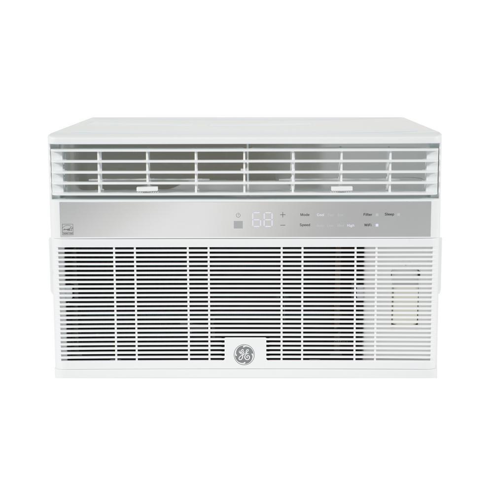 115-Volt 8,000 BTU Window Air Conditioner in White