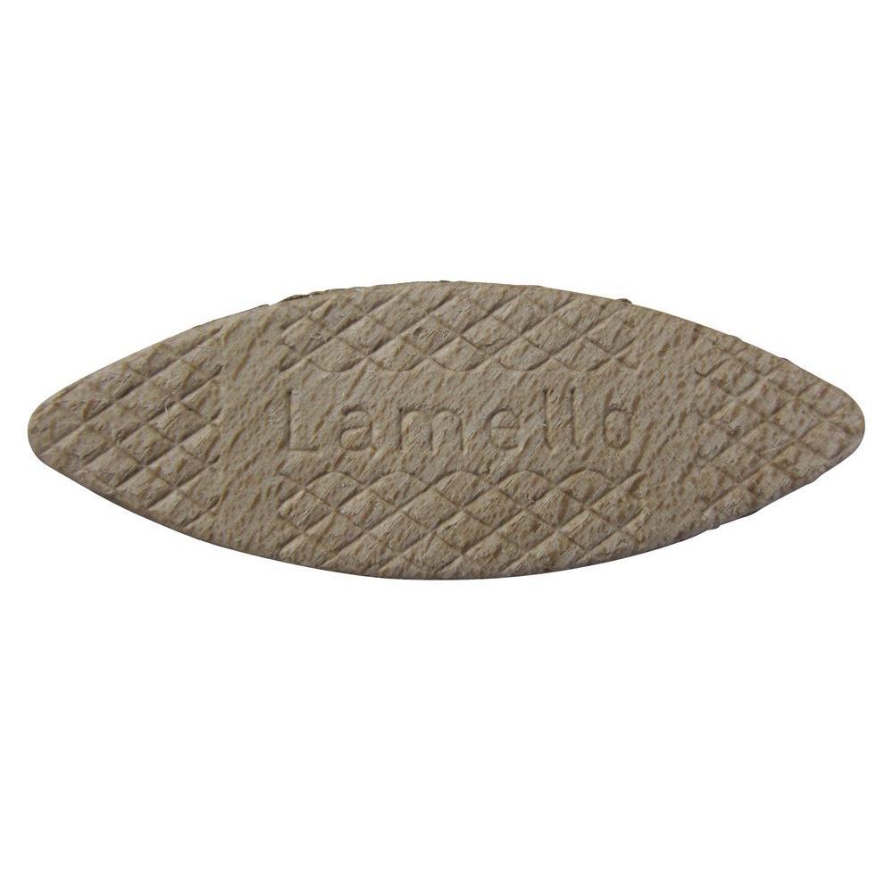 Lamello #S-6 Max Plate (1,000-Piece) by Lamello