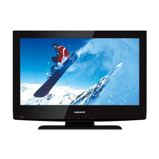 Magnavox 26 in. Class LCD 720p 60Hz HDTV-DISCONTINUED
