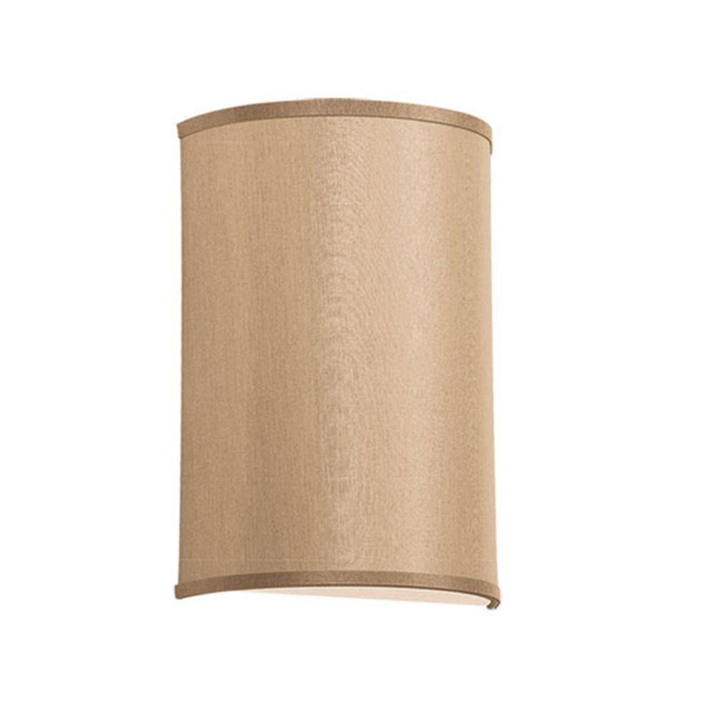 Filament Design Hudgens 1-Light Satin Chrome Wall Sconce