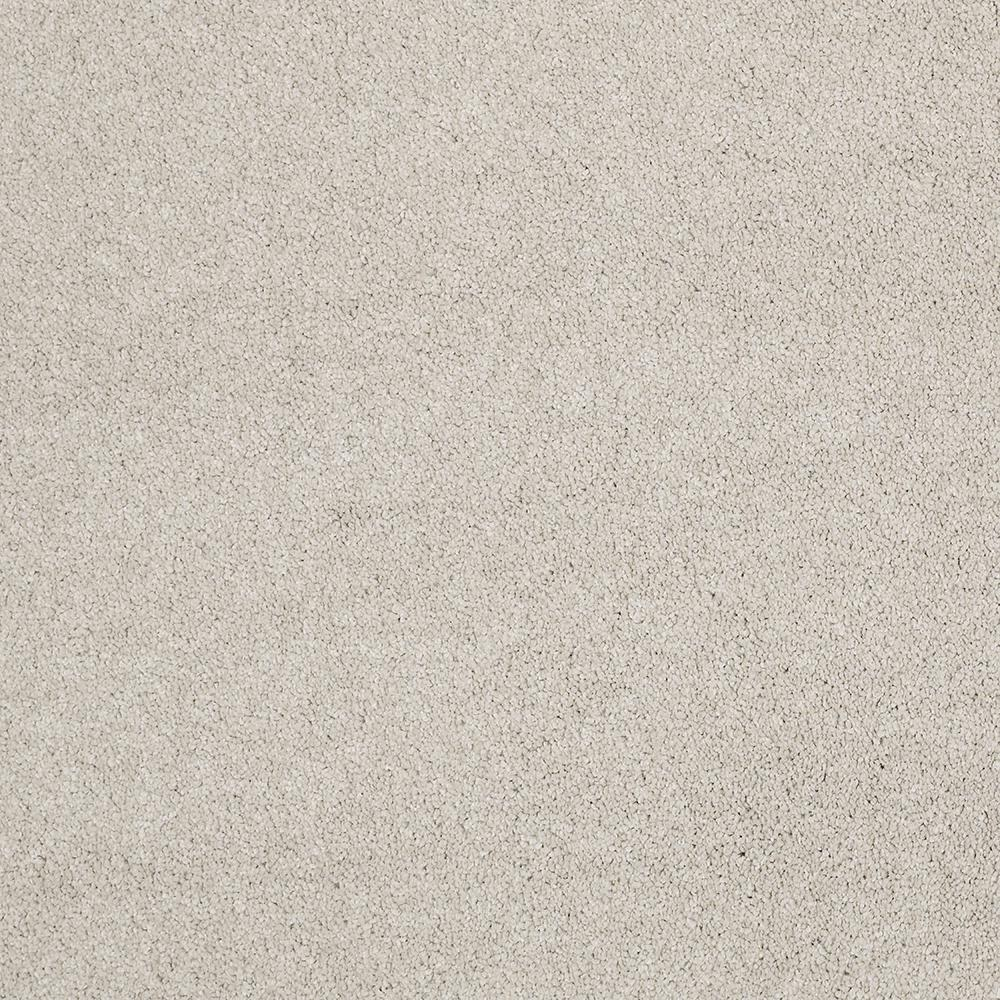 LifeProof Carpet Sample - Coral Reef I - Color Dewdrop Texture 8 in. x 8 in.