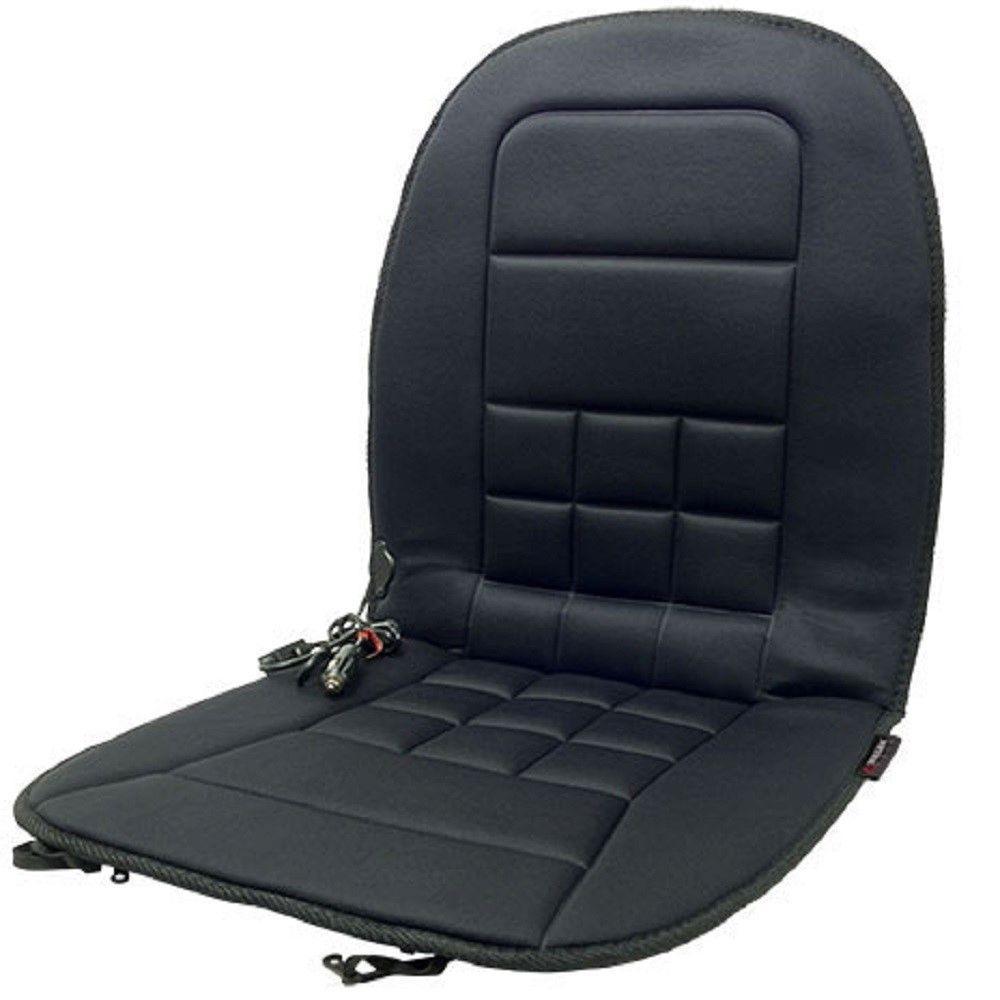 Wagan Tech 12-Volt Heated Seat Cushion-9738B