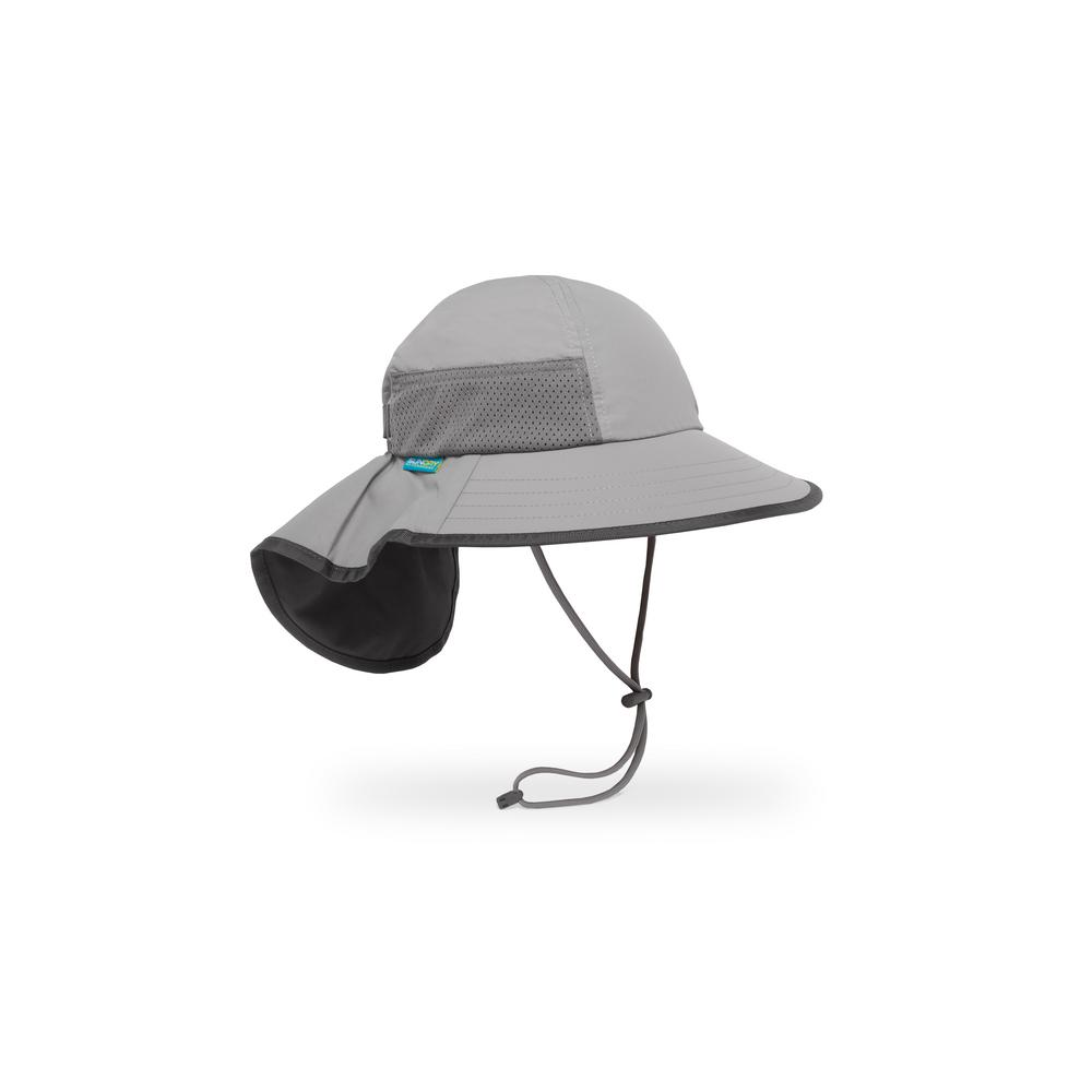 Large Kids' Quarry Play Hat with Neck Cape