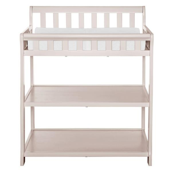 Dream On Me Ashton French White Changing Table