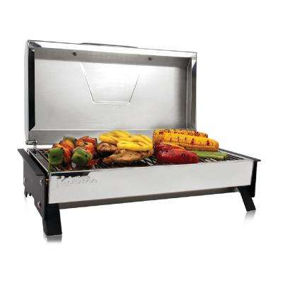 Portable Propane Gas Profile Grill 216 in Stainless Steel