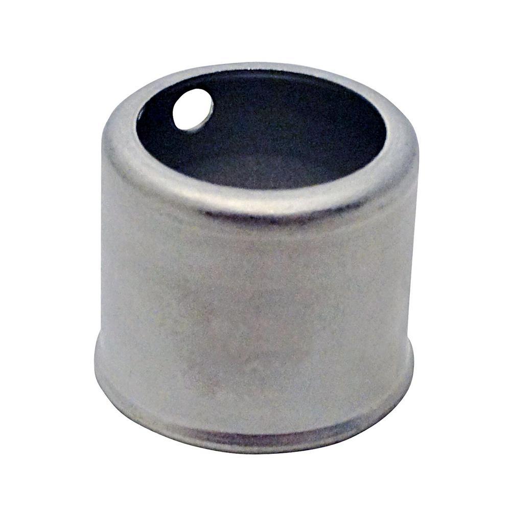 1/2 in. Stainless Steel PEX Crimp Sleeve (25-Pack)