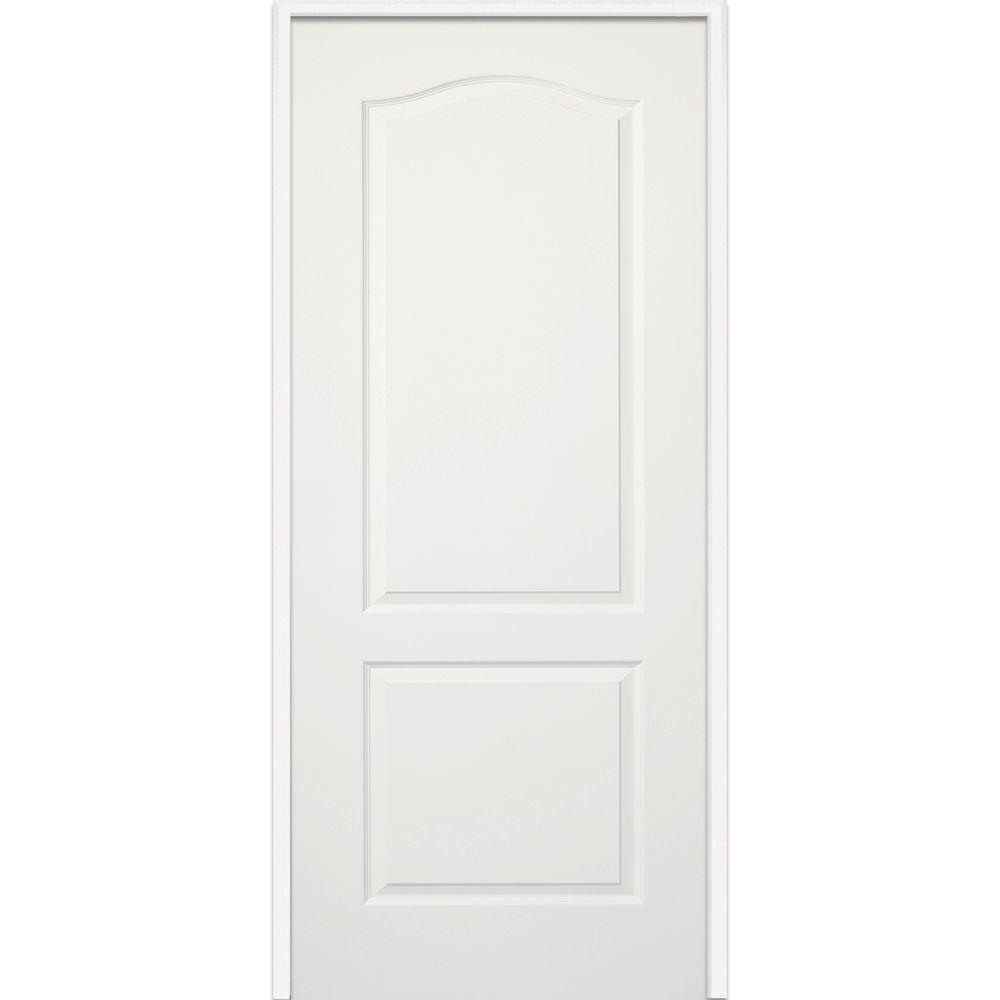 Mmi Door 31 5 In X In Primed Princeton Smooth Surface Solid Core Interior Door Z009480l
