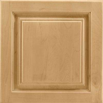 12-7/8 in. x 13 in. Cabinet Door Sample in Newport Maple Rye