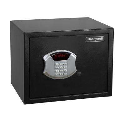 0.84 cu. ft. Bolt Down Steel Security Safe with Programmable Digital Lock