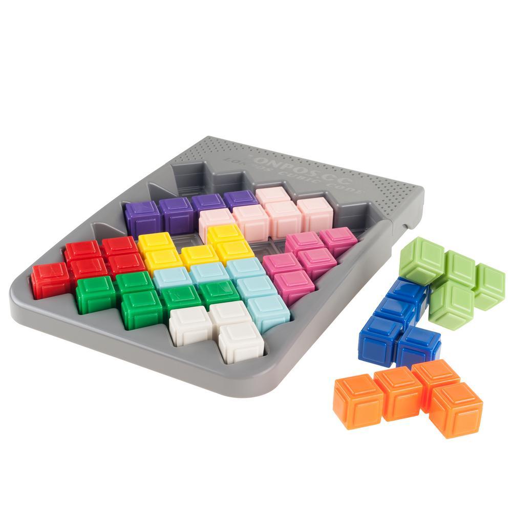 Lonpos Cubic Code Brain Game Puzzle