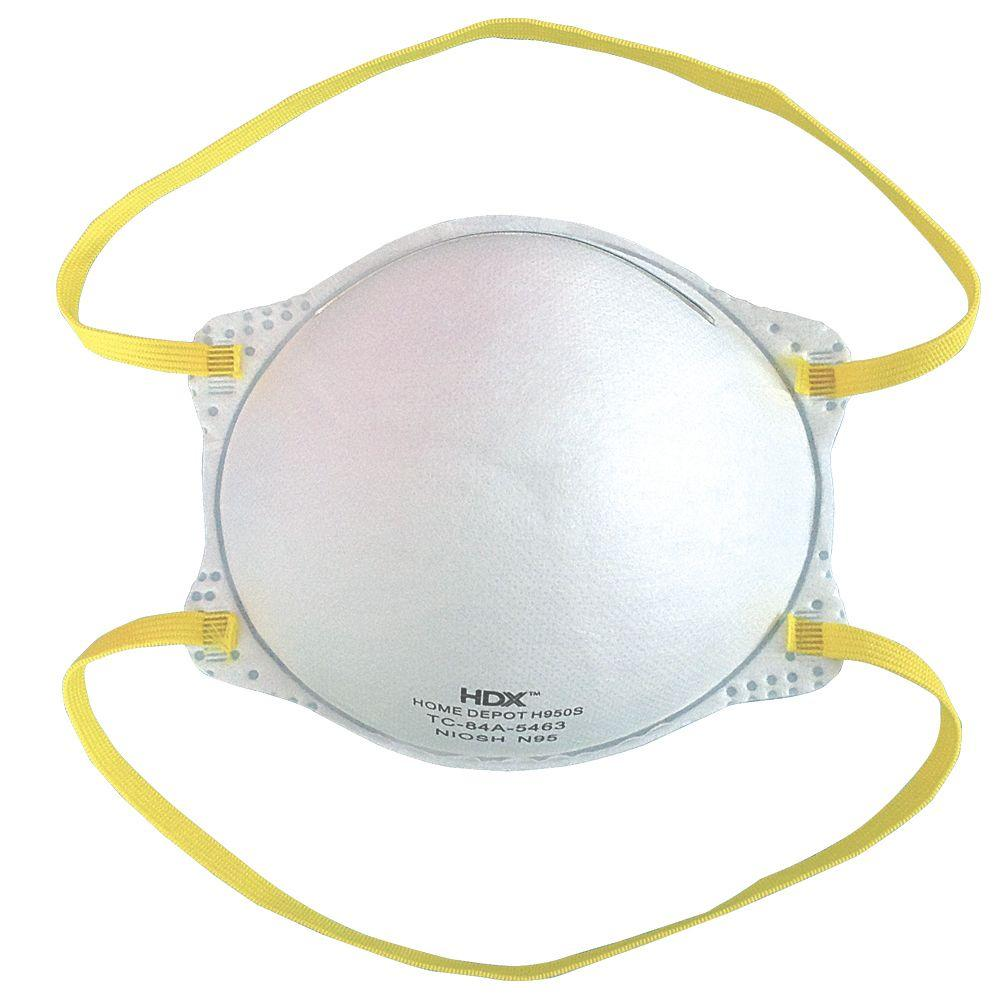 small disposable mask