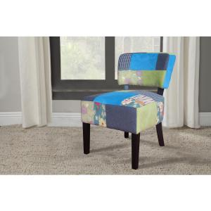 Awe Inspiring Pacific Coastal Patchwork Occasional Chair Set Of 1 Dwc Ocoug Best Dining Table And Chair Ideas Images Ocougorg