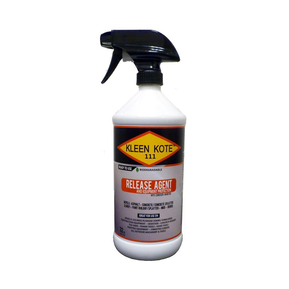 32 oz. Water Based Industrial Concrete Release and Anti-Corrosion Coating Spray