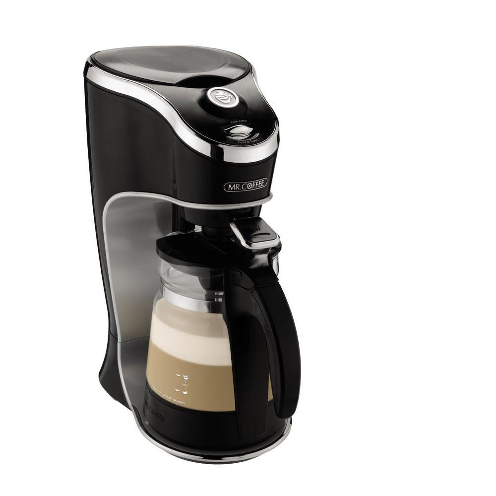 Mr. Coffee 24 oz. Cafe Latte Maker