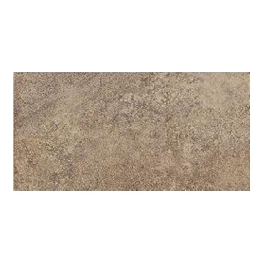 Daltile Florenza Brun 12 in. x 24 in. Porcelain Floor and Wall Tile (11.62 sq. ft. / case)