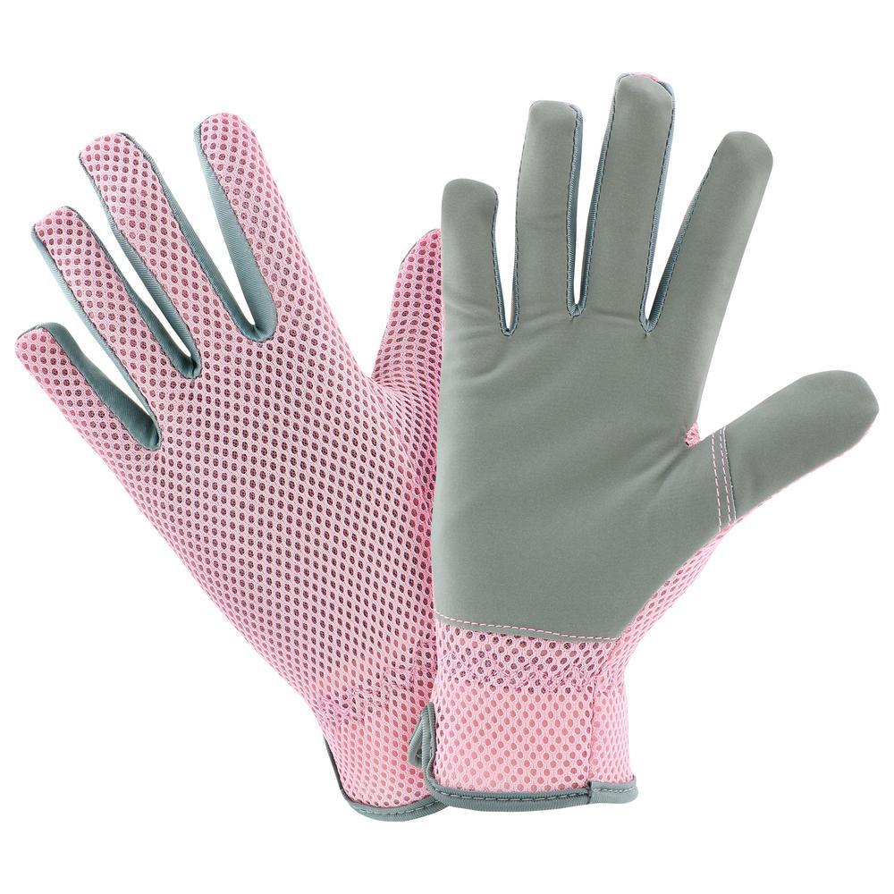 West Chester Protective Gear Women's Large Hi-Dexterity Garden Gloves
