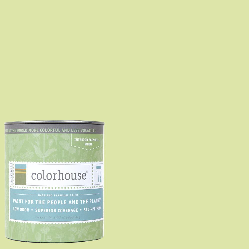1 qt. Leaf .07 Eggshell Interior Paint