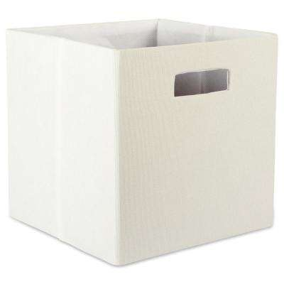 Square Polyester Solid Storage Cube