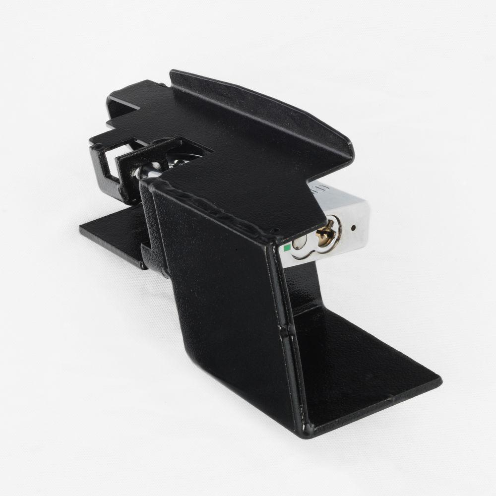 Roll-up Lock Guard with 2 in. steel lock