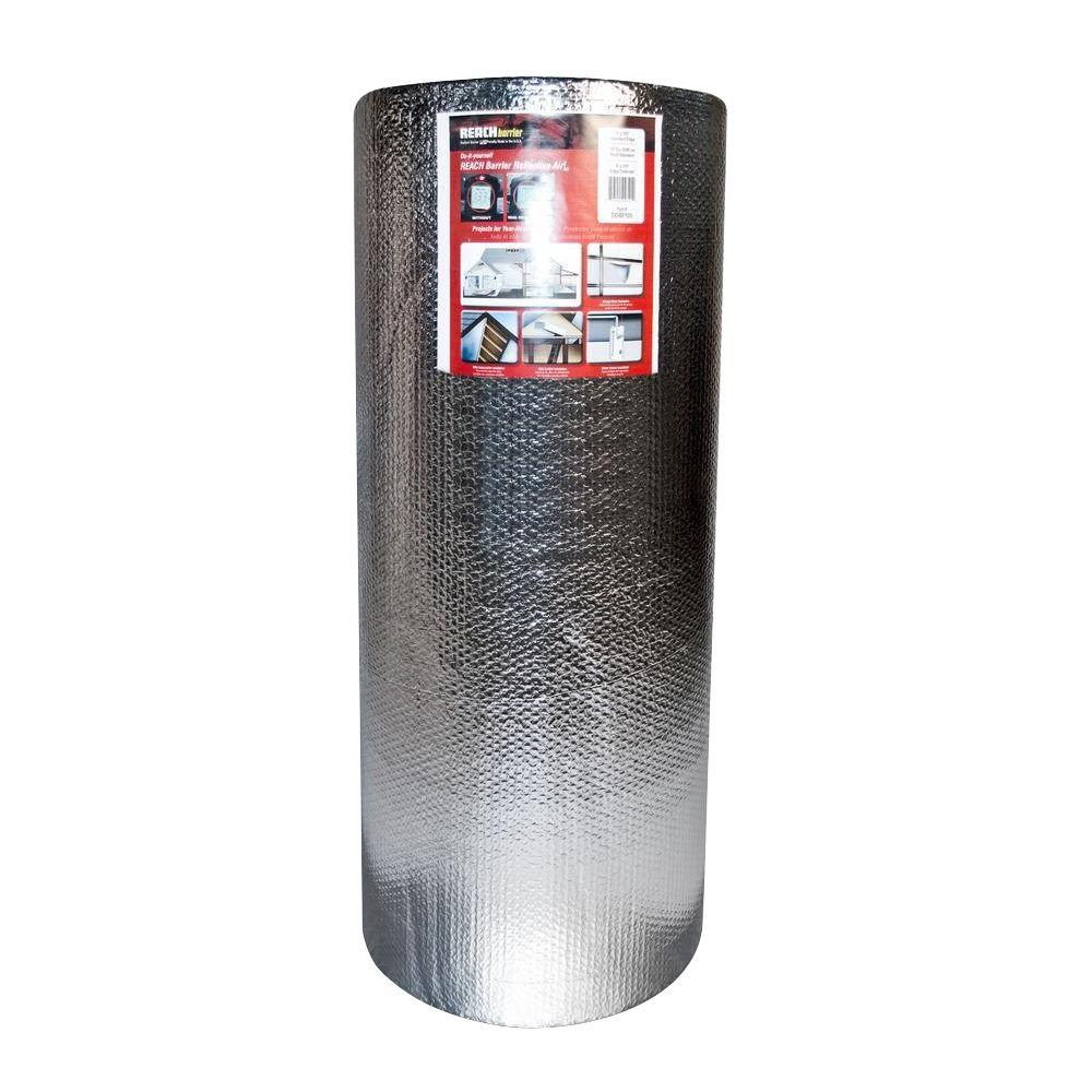 4 ft. x 250 ft. Double Reflective Insulation Air Roll with