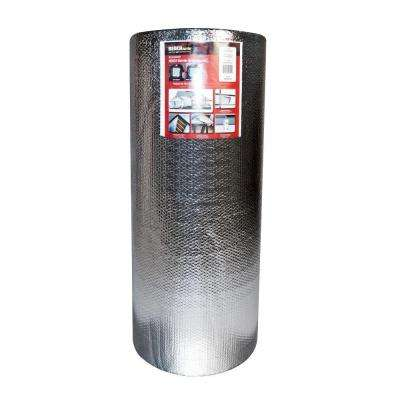 4 ft. x 250 ft. Double Reflective Insulation Air Roll with Double Bubble