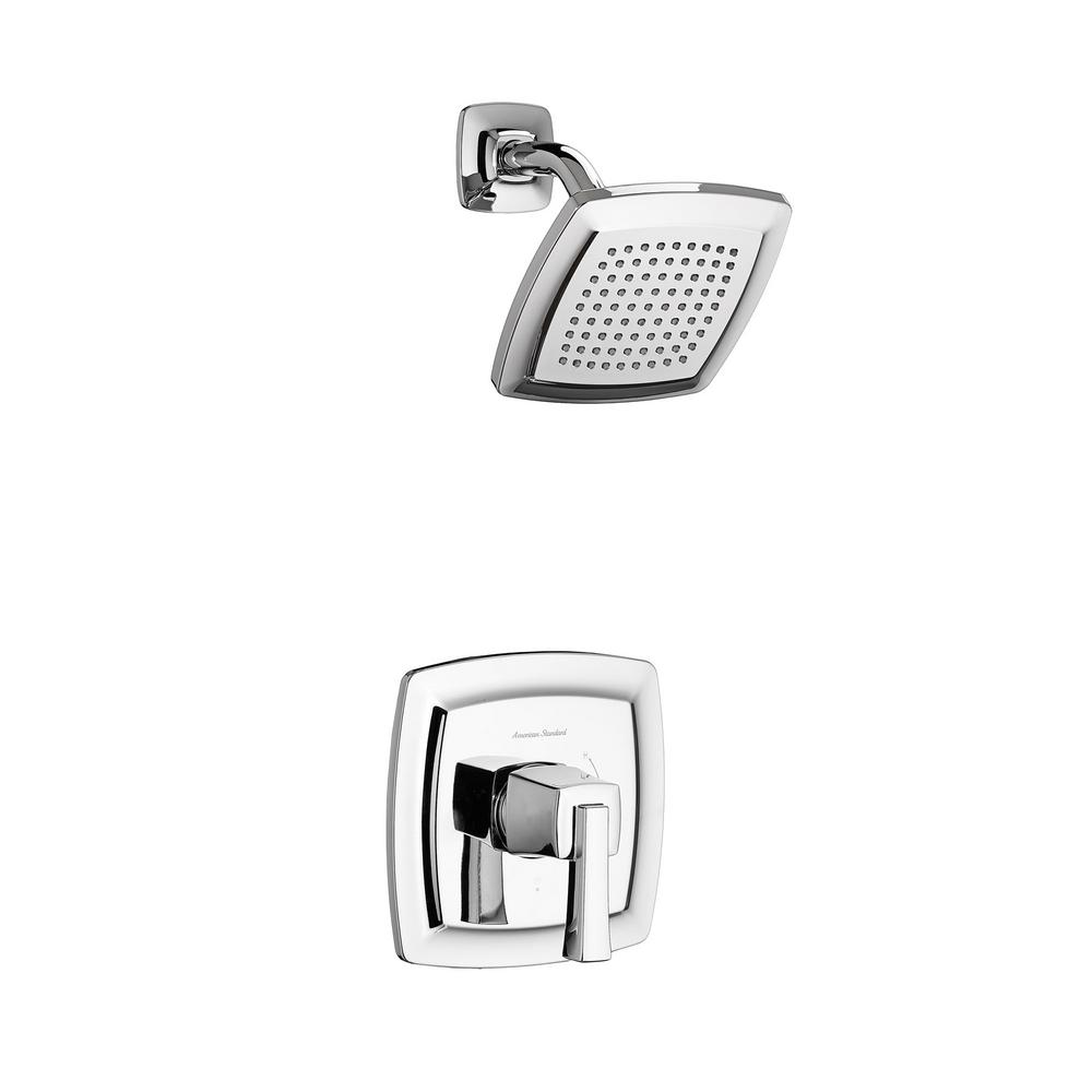American Standard Townsend 1-Handle 1-Spray Shower Faucet in Polished Chrome (Valve Sold Separately)