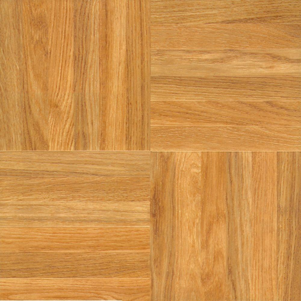 TrafficMASTER Select 12 in. x 12 in. Regal Wood Resilient Vinyl Tile (30 sq. ft. / case)
