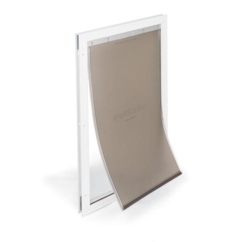 13-5/8 in. x 23 in. X-Large Freedom Aluminum Pet Door