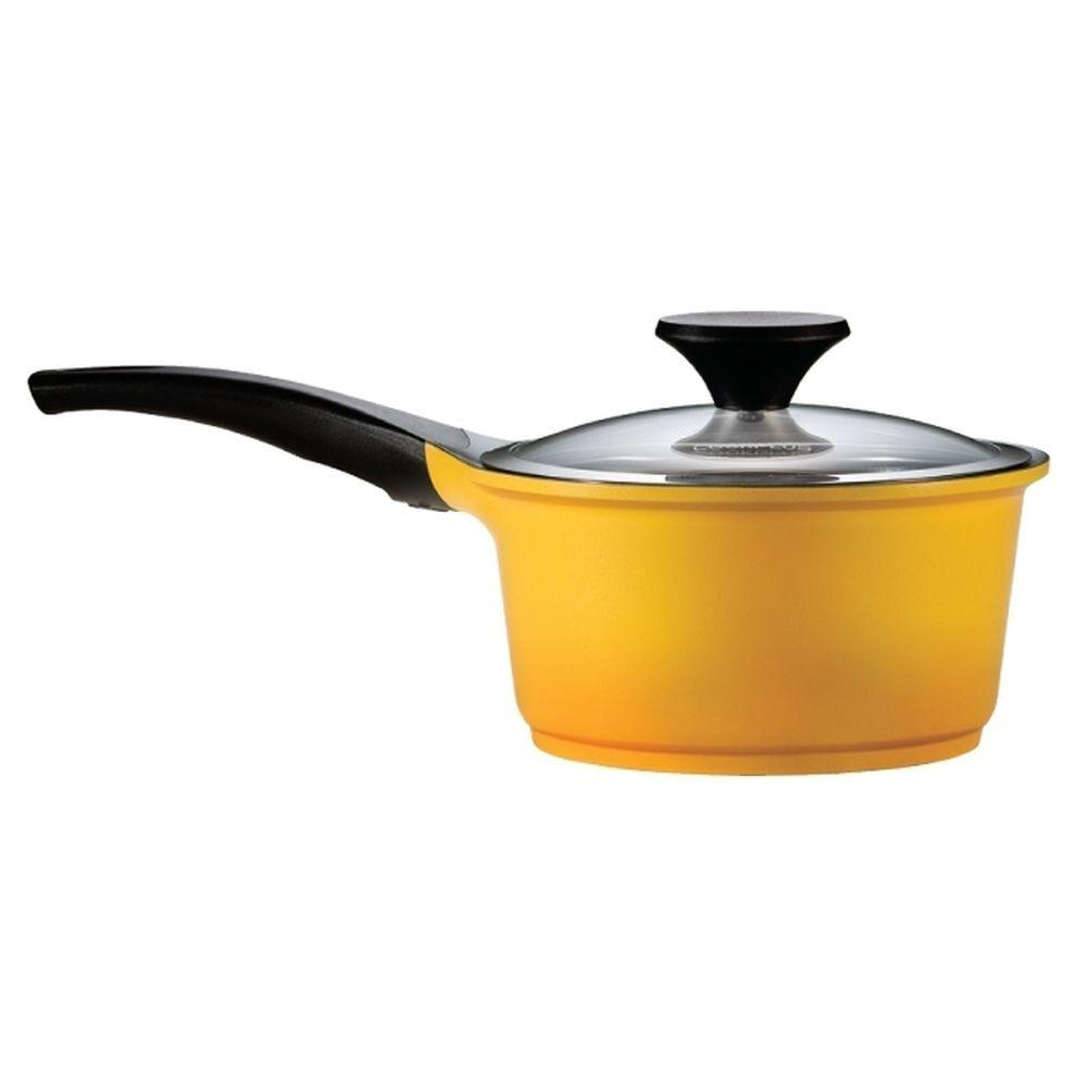 Lock and Lock 7 Vitamin Saucepan Yellow-DISCONTINUED