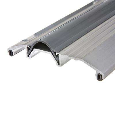 E/O 3-3/4 in. x 72 in. Wide Aluminum Silver Threshold