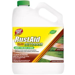 Goof Off 1 Gal Rust And Stain Remover