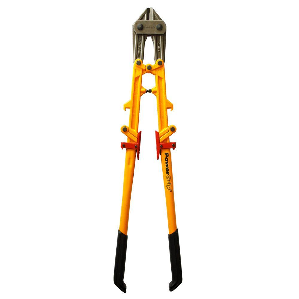 36 in. POWER-GRIP Bolt Cutter with Foldable Handles