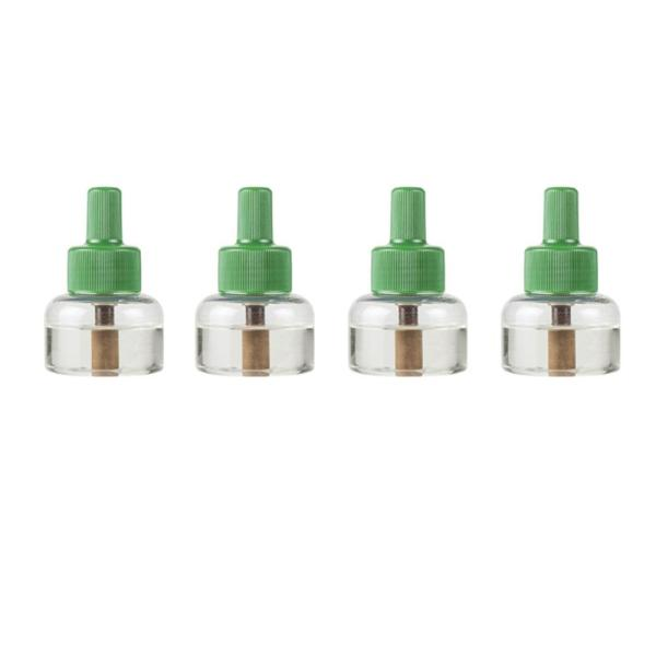 Mosquito Repellent Cartridge for Use with Haven Pro Metal Fixtures (4-Pack)