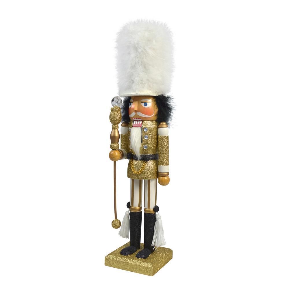 18 in. Christmas Nutcracker Eleazar Soldier