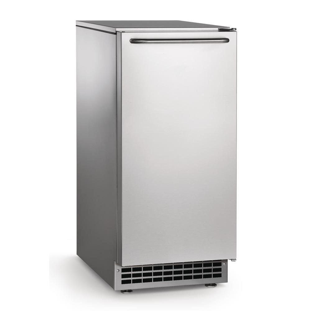 Kitchenaid Outdoor Kitchen: Scotsman 15 In. W 65 Lb. Freestanding Ice Maker In