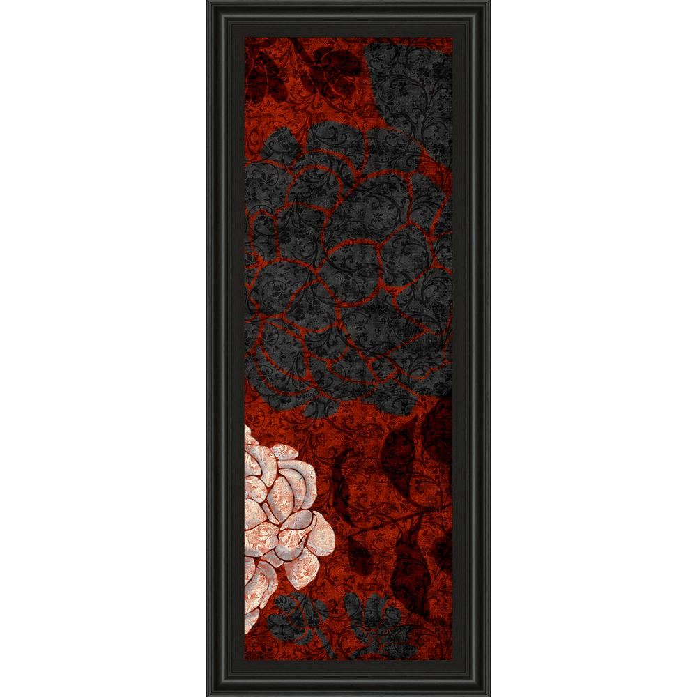 Classy Art 18 In X 42 In Quot Eliose Quot By Elizabeth Medley Framed Printed Wall Art 1448 The Home
