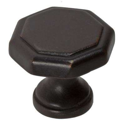 Bronze - GlideRite - Cabinet Knobs - Cabinet Hardware - The Home Depot