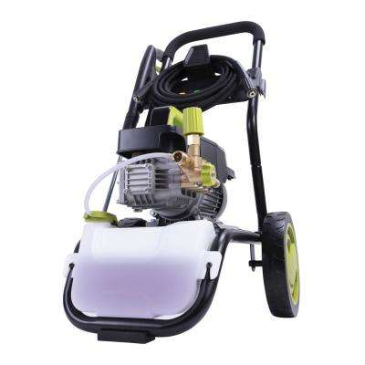 1800 PSI 1.6 GPM Commercial Series Cold Water Electric Pressure Washer