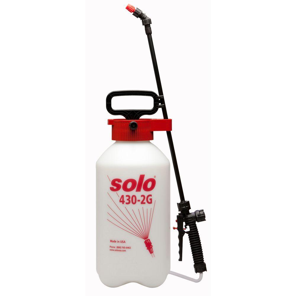 Solo 2 Gal Tank Sprayer 4302g The Home Depot