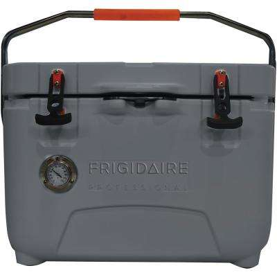 25 Qt. Extreme Rotomolded Hard Cooler with Thermometer