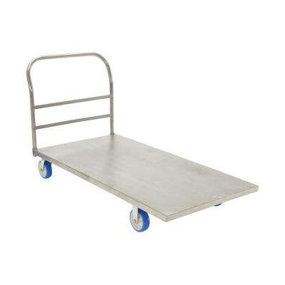 30 in. x 60 in. Stainless Steel Platform Truck