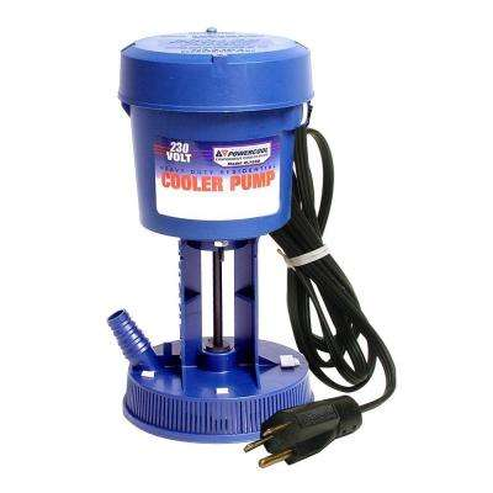 DIAL UL7500-2 230-Volt Evaporative Cooler Pump