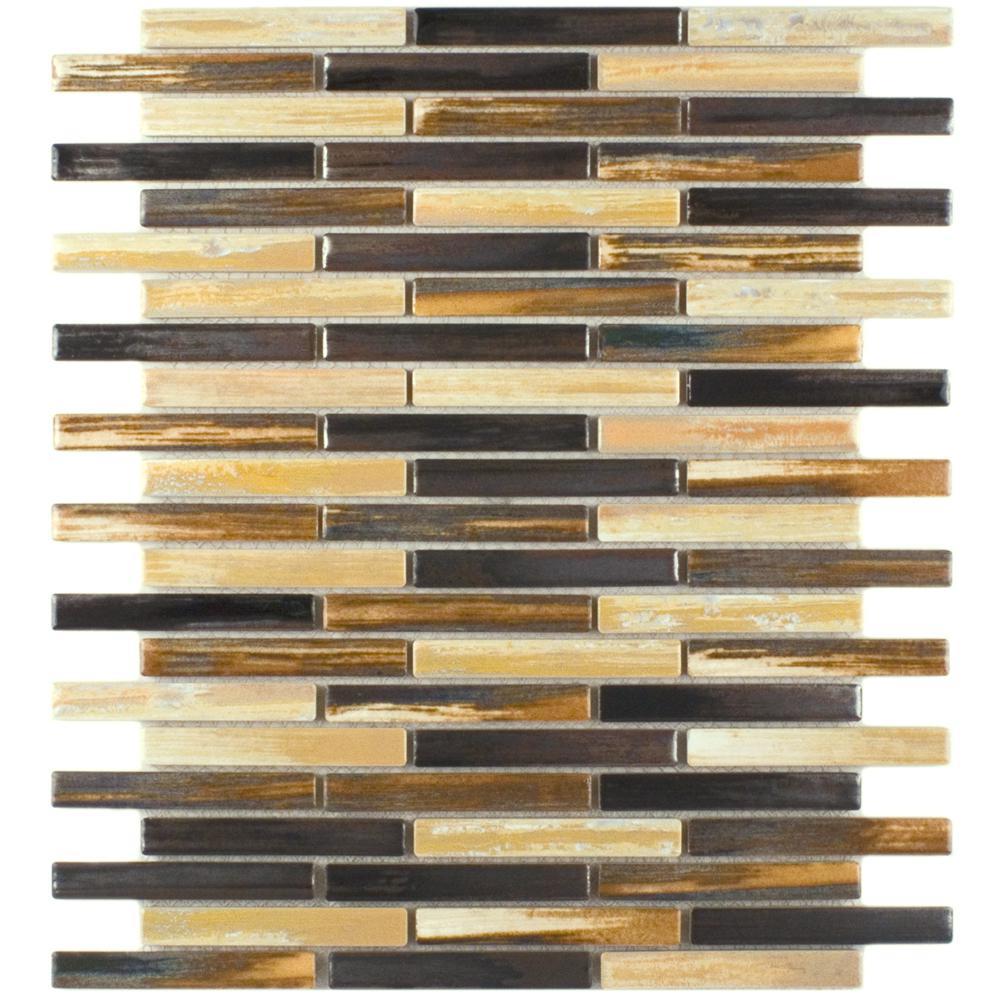 Merola Tile Rustica Brick Highlands 10-3/4 in. x 12-3/4 in ...