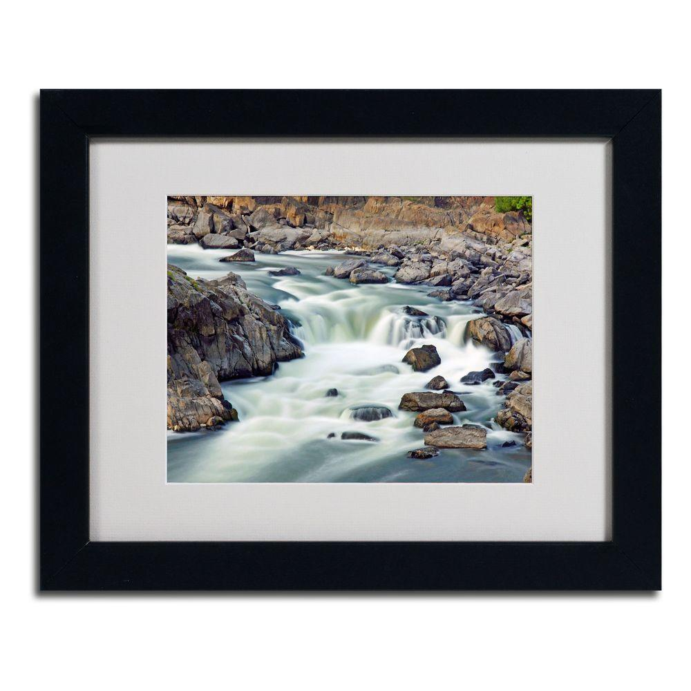 11 in. x 14 in. A Treasure Matted Framed Art